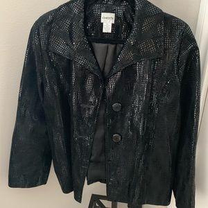 Cute glittery blazer
